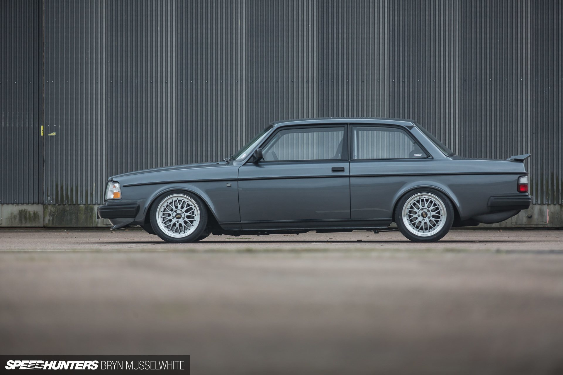 Don't underestimate this Volvo 240 - Official Club Sportiva Blog