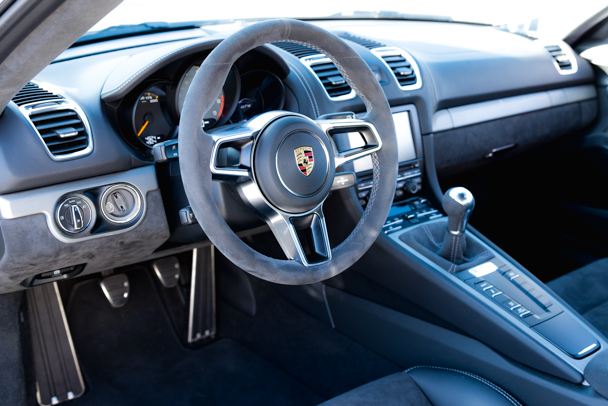 4 Things to love about the Porsche Cayman GT4 , The Club